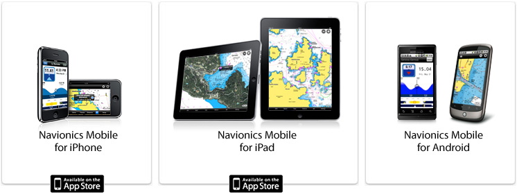 Navionics goes Mobile - Out In Michigan
